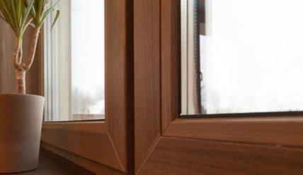 Ламинированные пластиковые окна: что о них нужно знать?