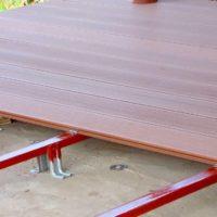 Грамотный монтаж террасной доски: строительство террас без ошибок и проблем